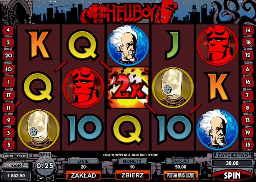 Energy Casino slot tygodnia: HellBoy