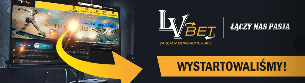LVbet nowy bukmaher