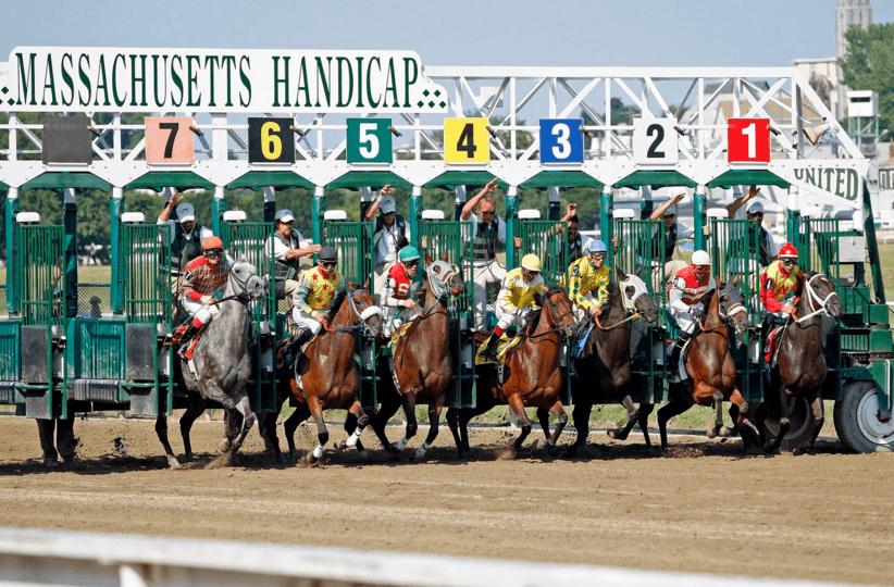 Obstawianie wyścigów konnych