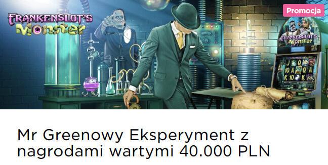 Mrgreen kasyno - Nowe sloty