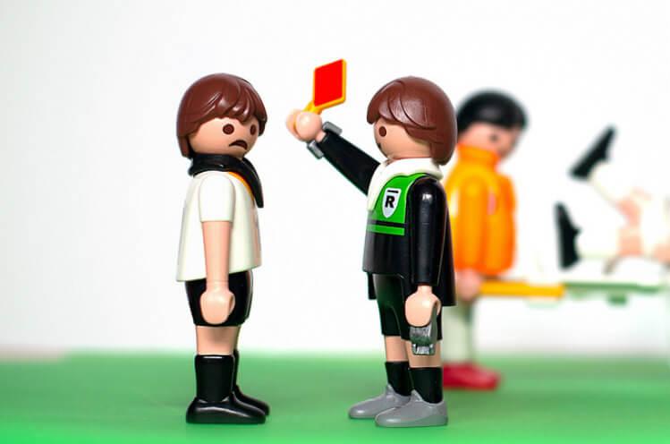 Ustawa hazardowa - kary dla graczy