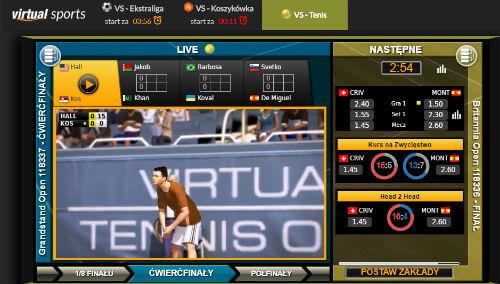 Totolotek - zakłady na sport wirtualny
