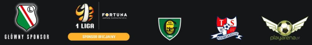 Fortyna - sponsor Polskich klubów