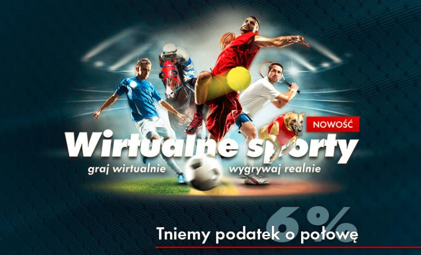 Milenium bez podatku - sporty wirtualne