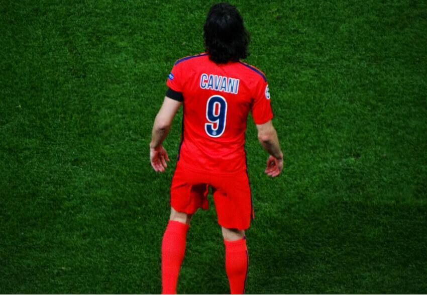 Ligue 1 - najlepszy strzelec: Edinson Cavani