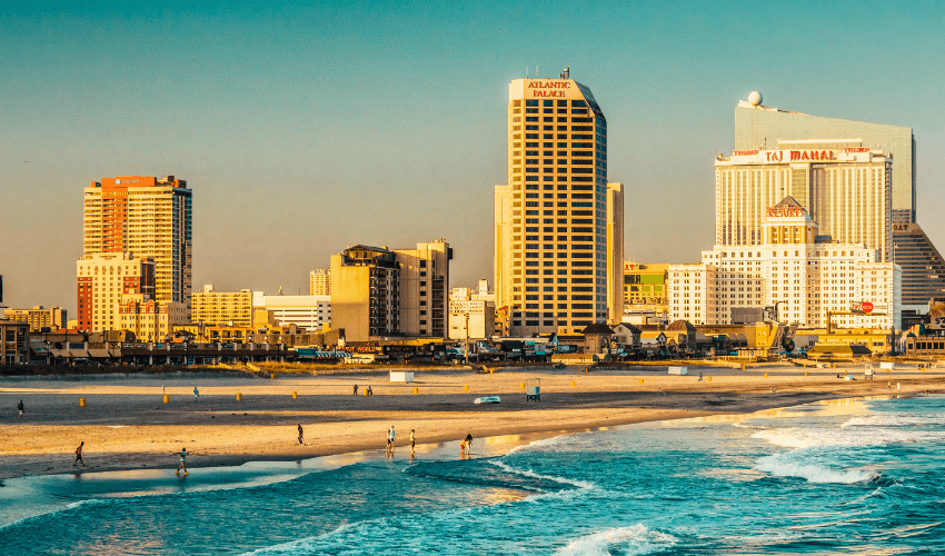 Atlantic City: stolica hazardu pod Nowym Jorkiem!