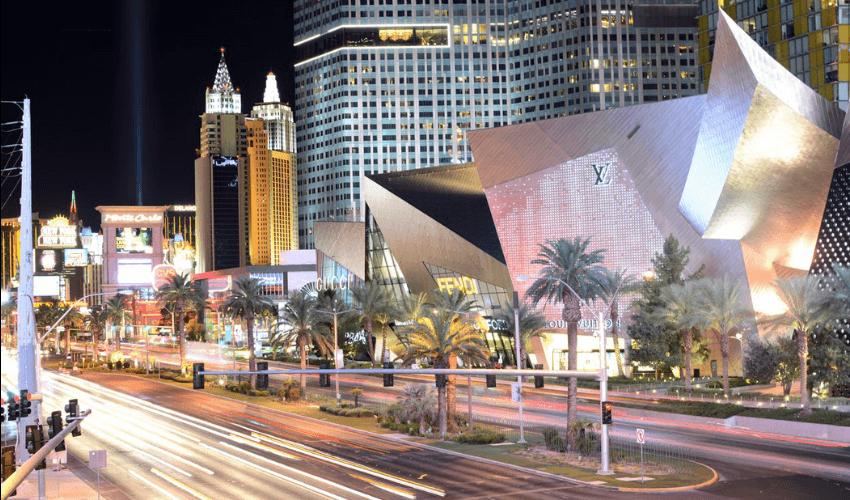 Las Vegas: stolica hazardu
