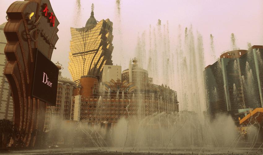 Makau: stolica hazardu w Azji!