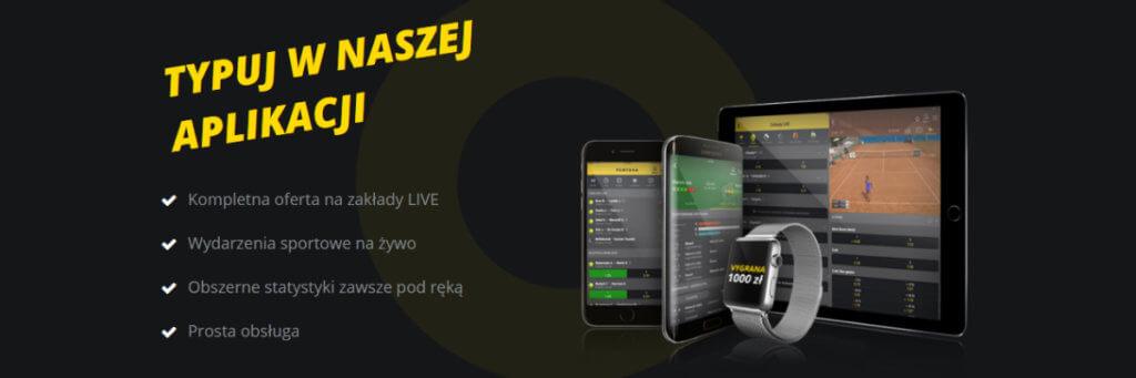 Fortuna aplikacja mobilna