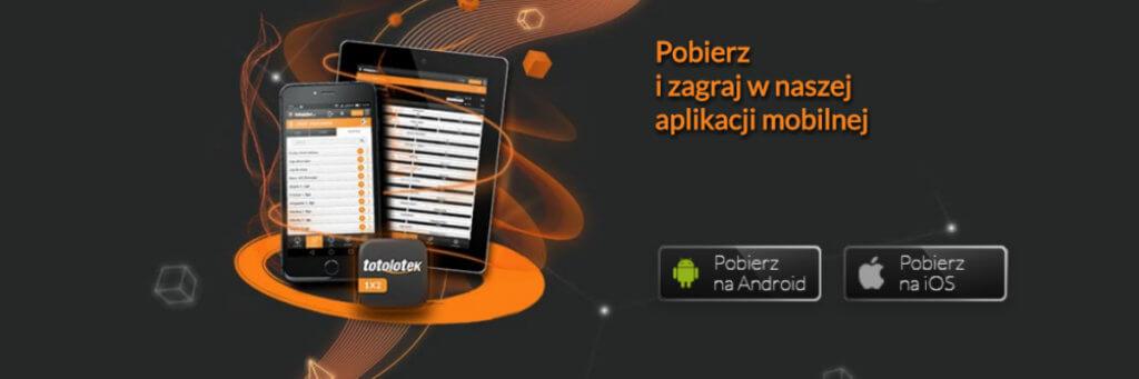 Totolotek aplikacja mobilna
