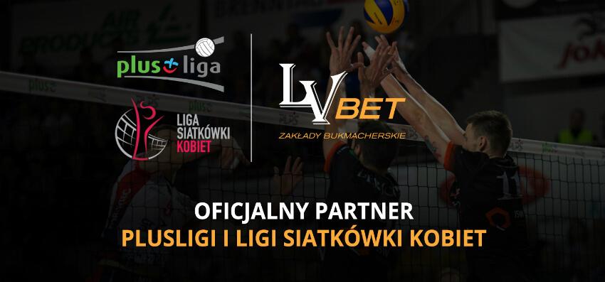 LVbet sponsor polskich drużyn