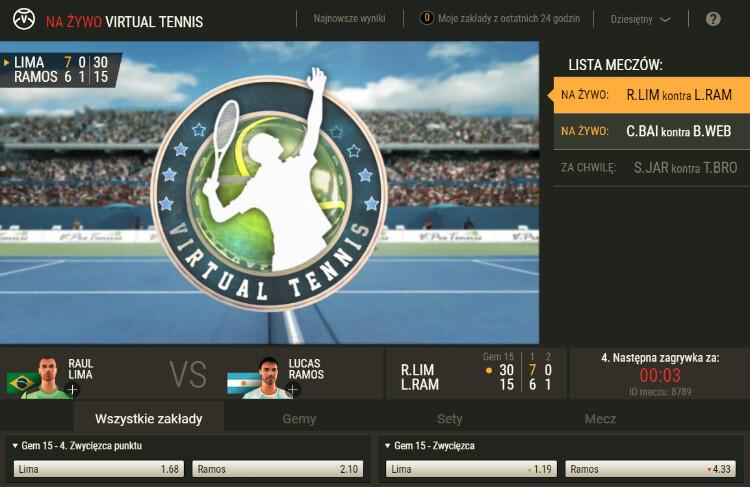 Sporty wirtualne LVbet