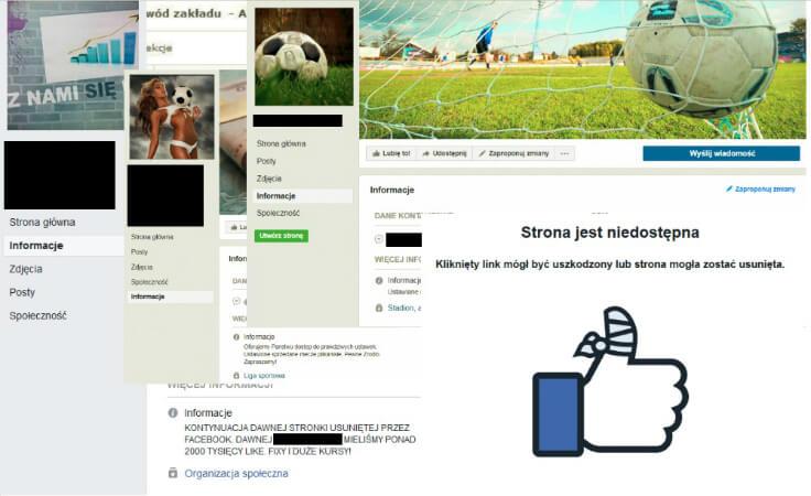 Zakłady na ustawione mecze facebook