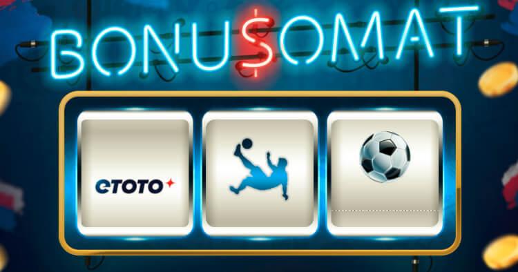 eToto bonus na Mistrzostwa