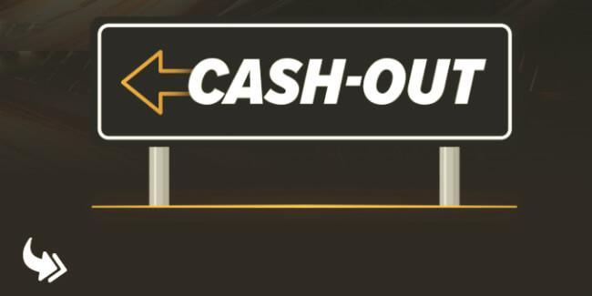 LVbet cash out