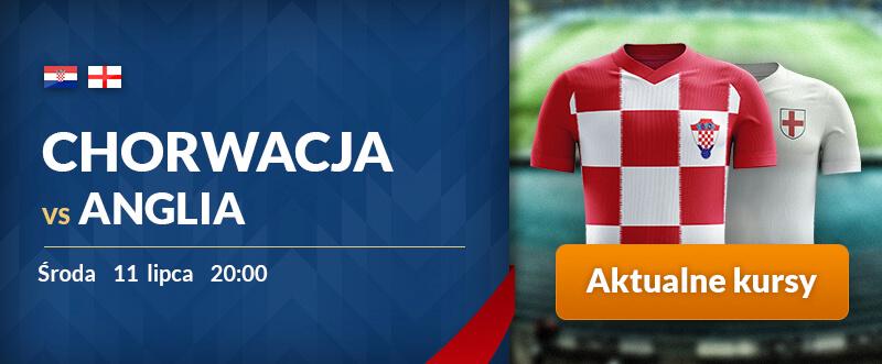 Anglia Chorwacja zakłady bukmacherskie