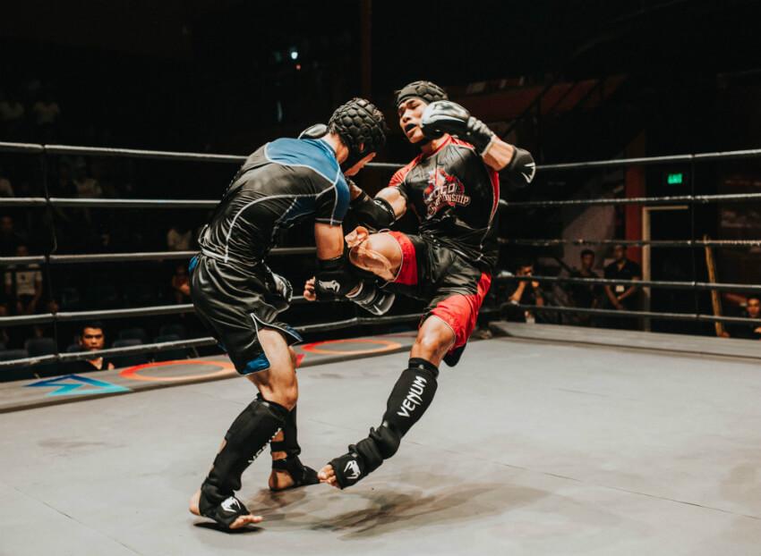 Zakłady na MMA: KSW, UFC