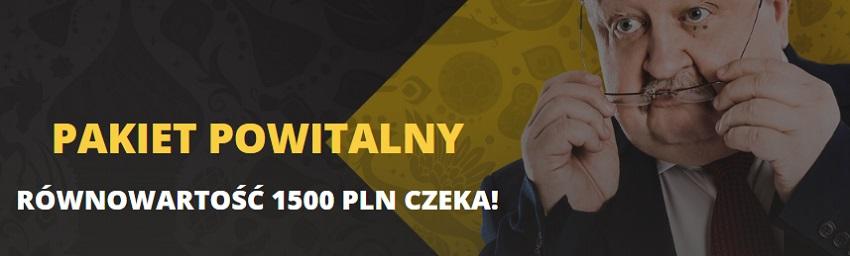 LVbet bonus 1500 zł - nowy bonus