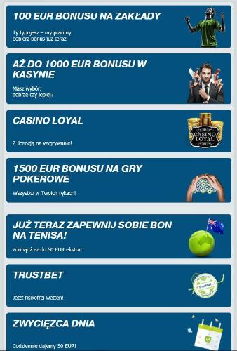 bet-at-home promocje bonusy