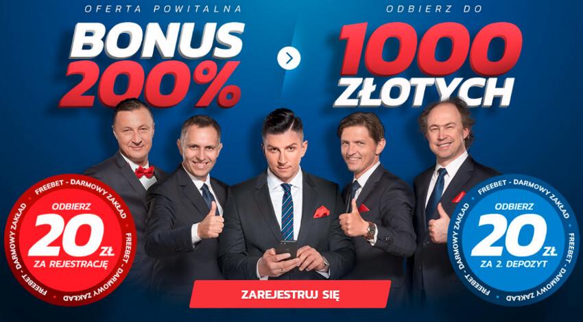 eToto bonus i kod bonusowy
