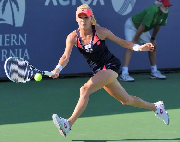 Polski tenis - Agnieszka Radwańska