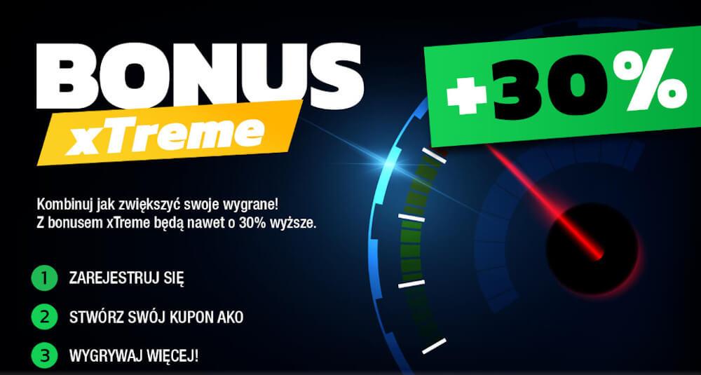 Totolotek bonus xtreme