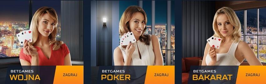 Poker w STS Betgames - jak grać?