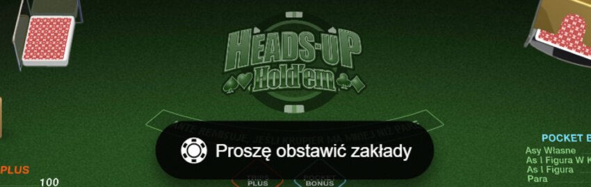 Poker w Total Casino
