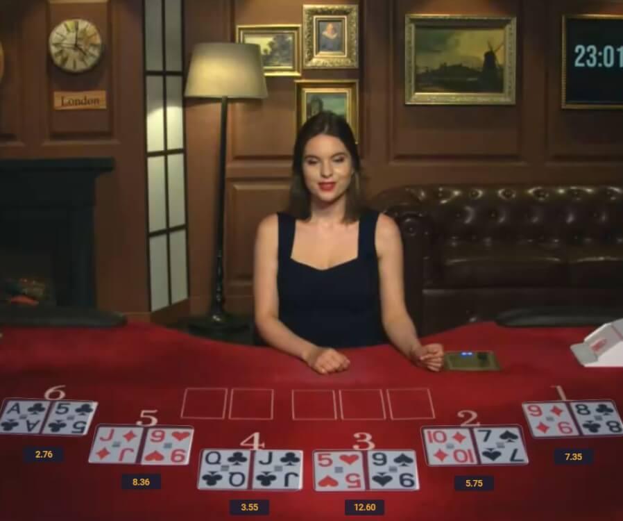 STS poker
