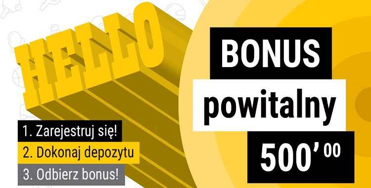 Totolotek bonus 500 zł na start