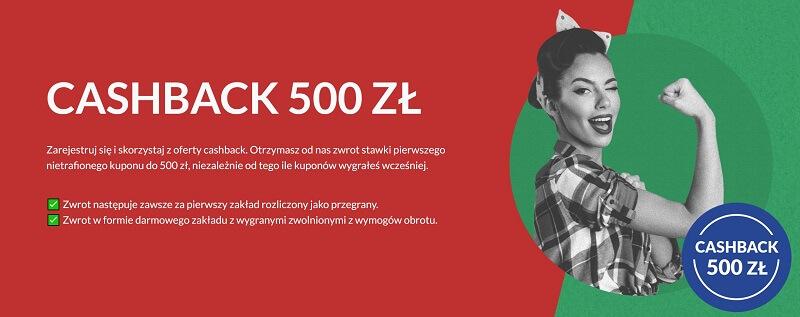 PZBuk kod bonusowy - cashback 500 zł