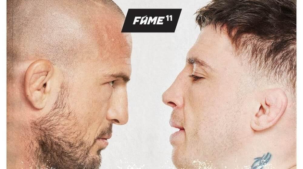 Fame MMA 11 zakłady, typy, kursy